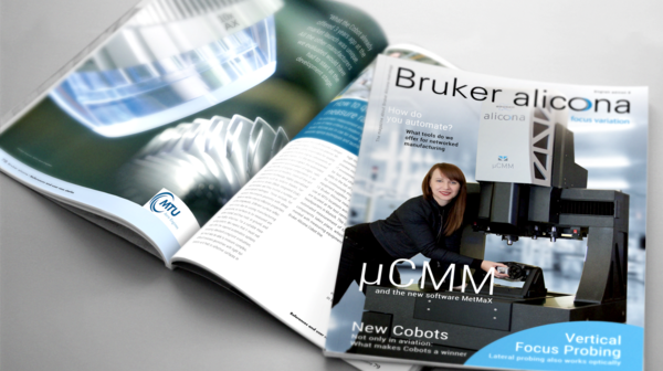 FOCUSvariation magazine Bruker Alicona