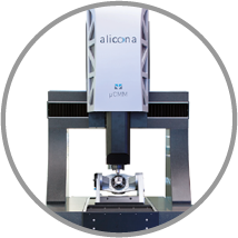 Alicona µCMM - Optical 3D coordinate measuring machine